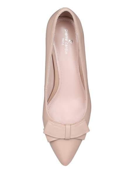 Туфли женские Pierre Cardin 710017843 бежевые 36 RU