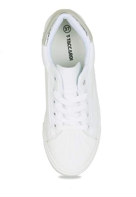 Кеды женские T.Taccardi 00206240 белые 38 RU