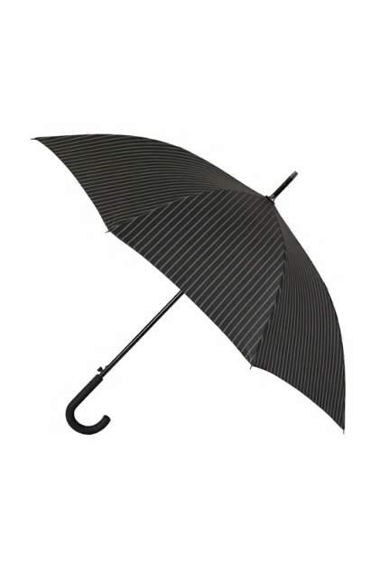 Зонт-трость мужской полуавтоматический FABRETTI 1721 черный