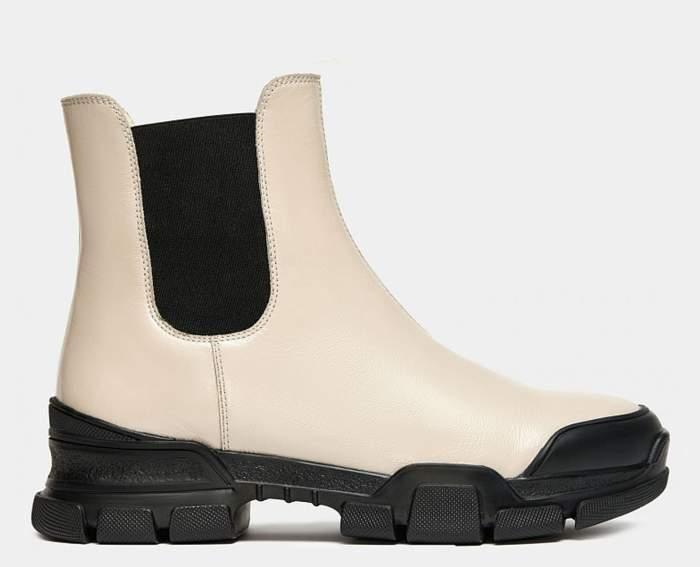 Ботинки женские Ralf Ringer 613203, серый