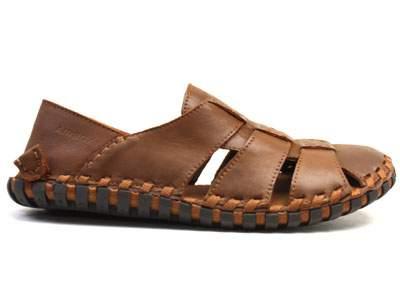 Мужские сандалии Airbox 135541, коричневый
