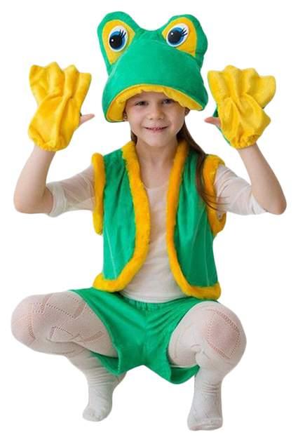 Карнавальный костюм Бока Лягушка Квакушка 1621 рост 134 см