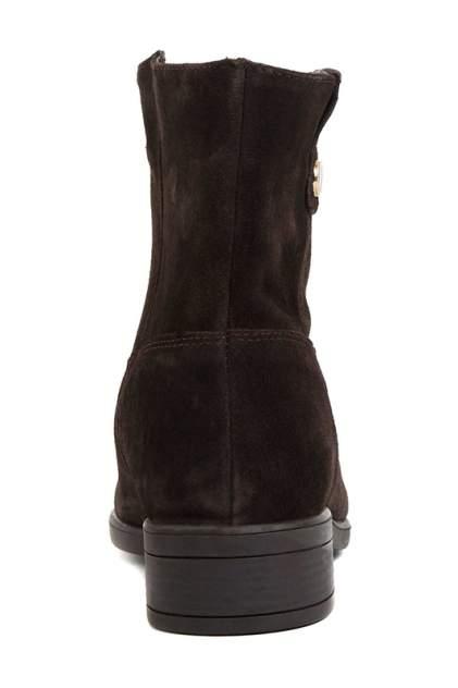 Ботинки женские U.S. POLO Assn. S082SZ0330K8MARVEN VR029 коричневые 39 RU