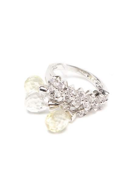 Кольцо женское с каплями YOUKON АR 13436 серебряное р.17,5