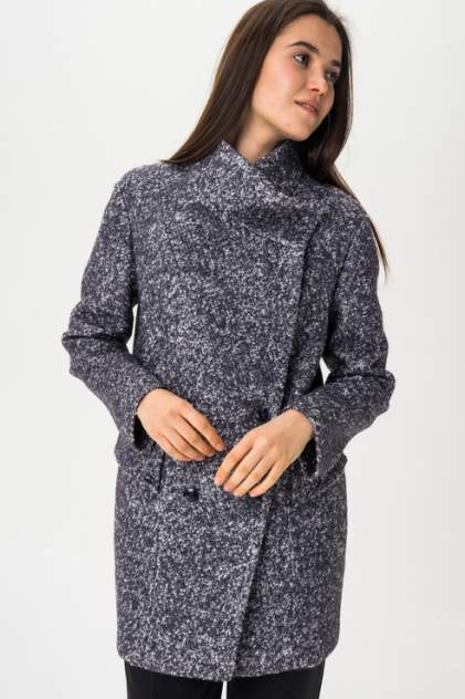 Женское пальто ElectraStyle 3-7004/4-225, серый