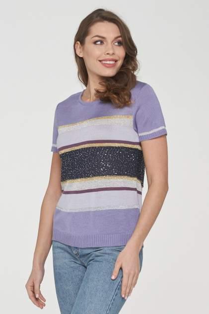 Джемпер женский VAY 191-4904, фиолетовый