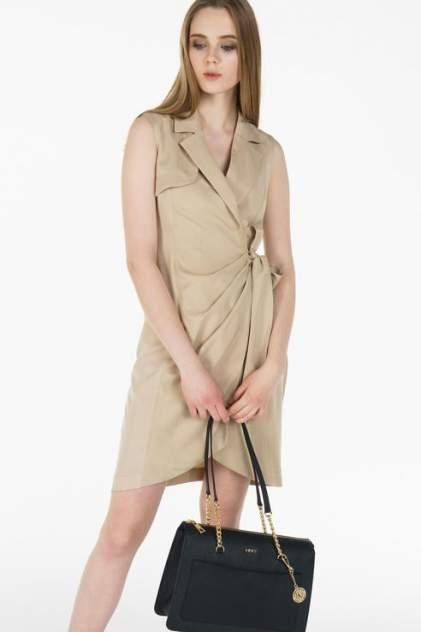 Женское платье Audrey right 181095-81636, бежевый