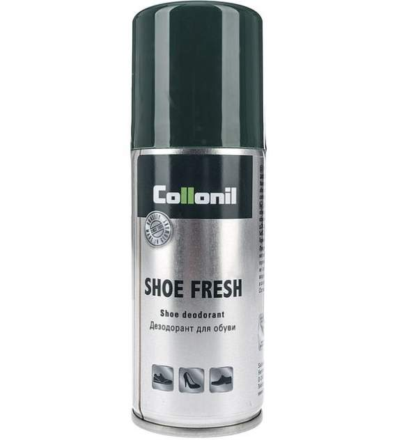 Дезодорант для обуви Collonil Shoe fresh бесцветный