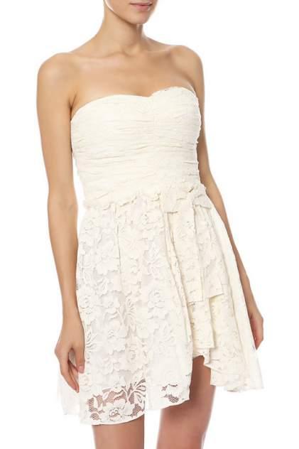 Платье женское Jillstuart 5460627 белое 6 US