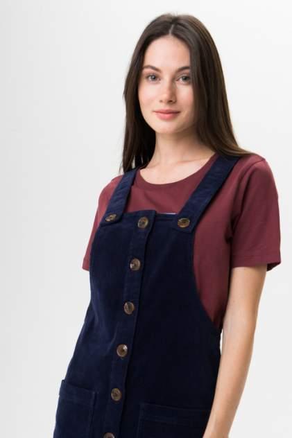 Платье женское Blend She 20203598 синее S