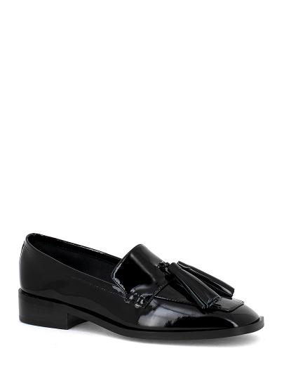 Лоферы женские Just Couture 81635 черные 36 RU