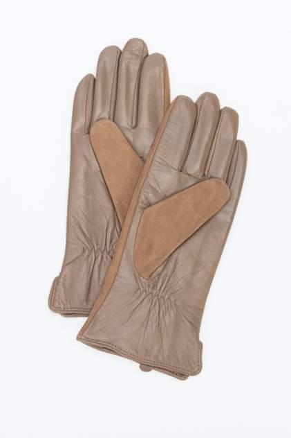 Перчатки женские Farella FAR-2310094 бежевые 7