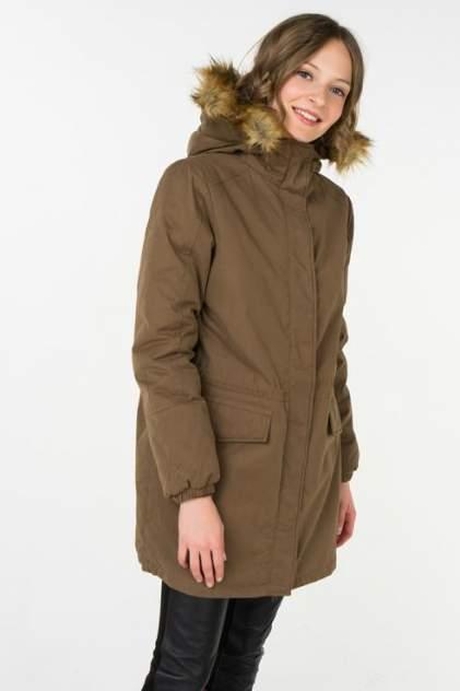 Куртка женская ICHI 20106936 зеленая L
