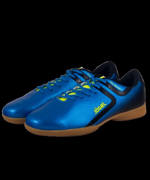 Бутсы Jogel Rapido JSH4001, синий, 44 EU