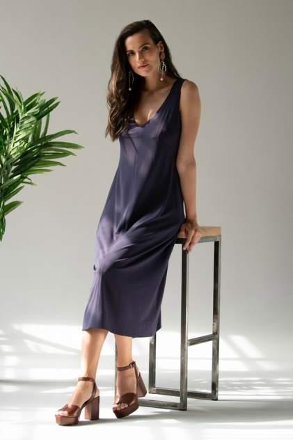Платье женское Laete 60429-2 фиолетовое XS