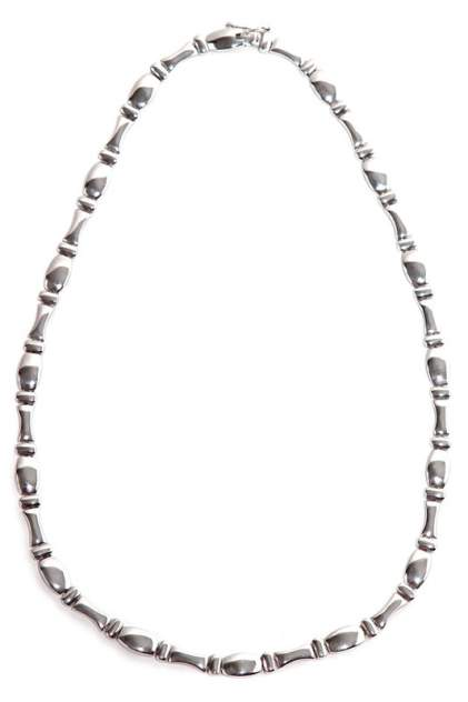 Колье женское Inesse M 134IS серебристое