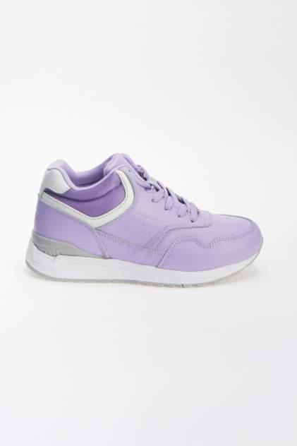 Кроссовки женские SIGMA L20912 фиолетовые 38 RU