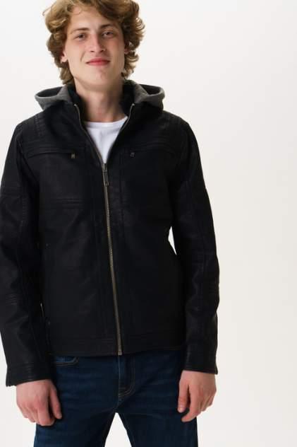 Мужская кожаная куртка Blend 20708663, черный