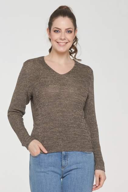 Джемпер женский VAY 191-4912, коричневый