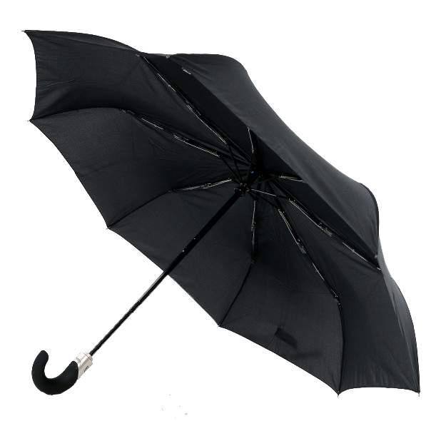 Зонт складной мужской автоматический ZEST 13720 черный
