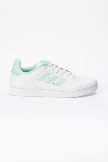 Кроссовки женские Adidas COURT70S белые 41 RU