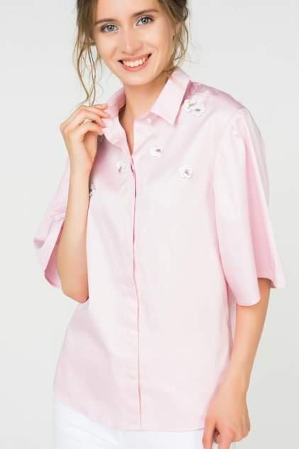 Блуза женская ZARINA 8225100329097 розовая 44 RU