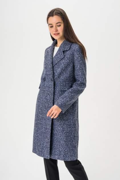 Пальто женское ElectraStyle 4-9009-291 серое 50 RU