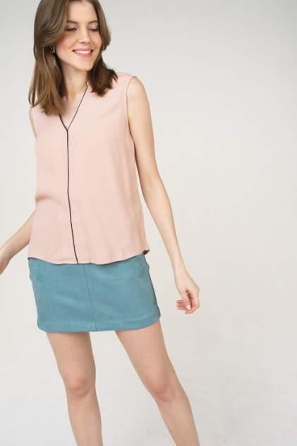 Блуза женская Vero Moda 10211984 розовая M