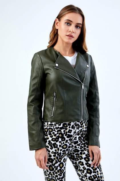 Куртка женская Tom Farr T4F W9803.52 зеленая XS
