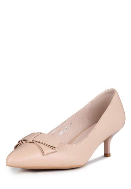Туфли женские Pierre Cardin 710017843 бежевые 38 RU