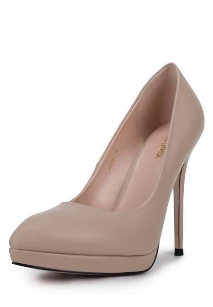 Туфли женские T.Taccardi 710017778 бежевые 35 RU
