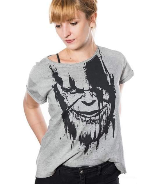 Спортивная футболка Good Loot Marvel Infinity War Sinister, серый