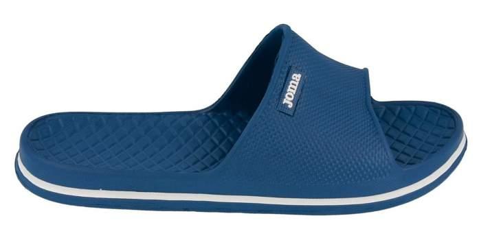 Шлепанцы мужские Joma Shower синие 12.5 US