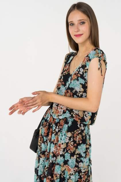 Платье женское LA VIDA RICA 5743 разноцветное 42 RU