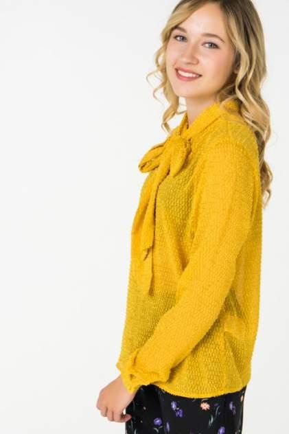 Блуза женская Y.A.S 26012272 желтая XS