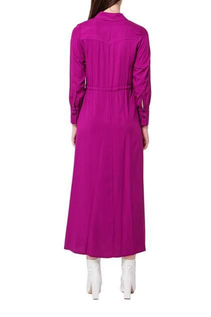 Платье женское BGN W20D351 фиолетовое 38 FR