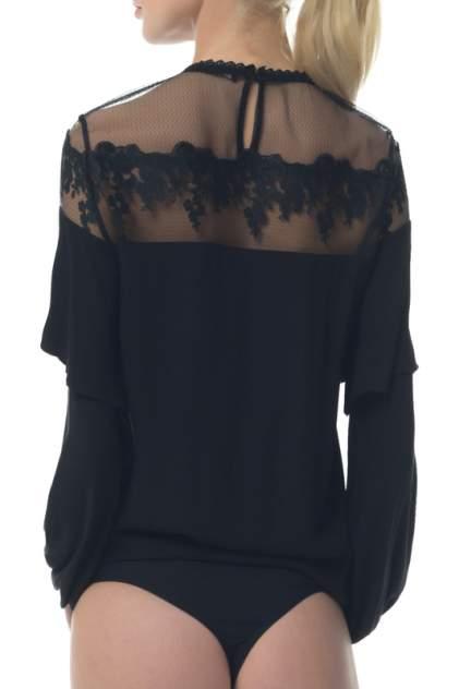 Блуза женская GENEVIE L 5528 черная M