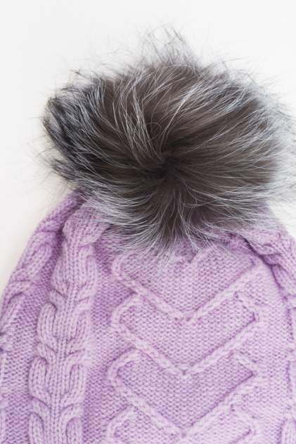 Шапка женская Marhatter MWH9791/2 фиолетовая 56-58