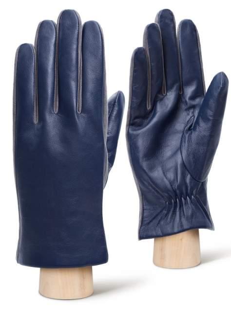 Перчатки мужские Eleganzza IS8220 синие 9.5