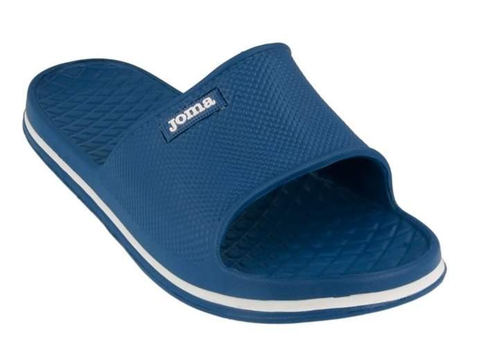 Шлепанцы мужские Joma Shower синие 13.5 US