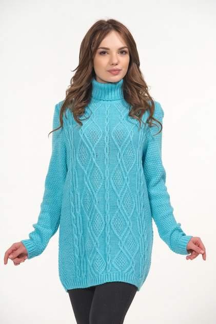 Свитер женский VAY 4577 голубой 44 RU
