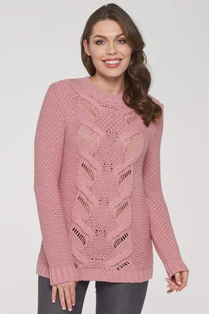 Джемпер женский VAY 192-4857 розовый 54 RU