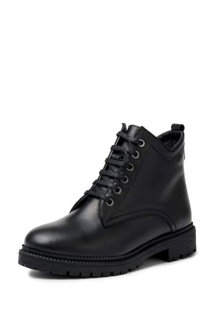 Ботинки женские Alessio Nesca 25707960 черные 39 RU