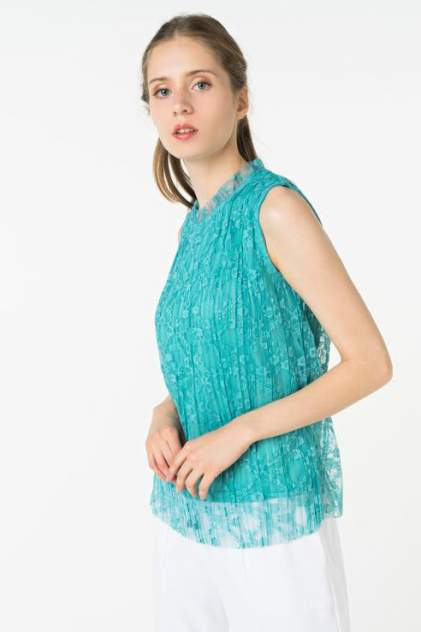 Блуза женская ZARINA 8225537434011 зеленая S
