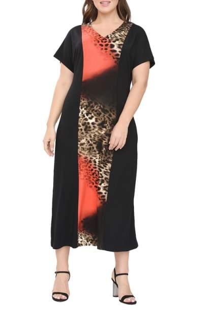 Платье женское SVESTA R886NOROU красное 58 RU