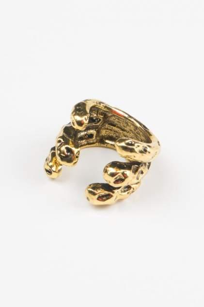 Кольцо женское Nina Ford EN0530G золотистое
