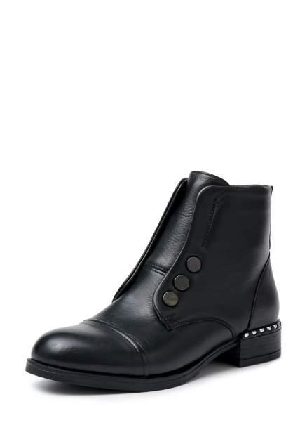 Ботинки женские Alessio Nesca 710018334 черные 41 RU