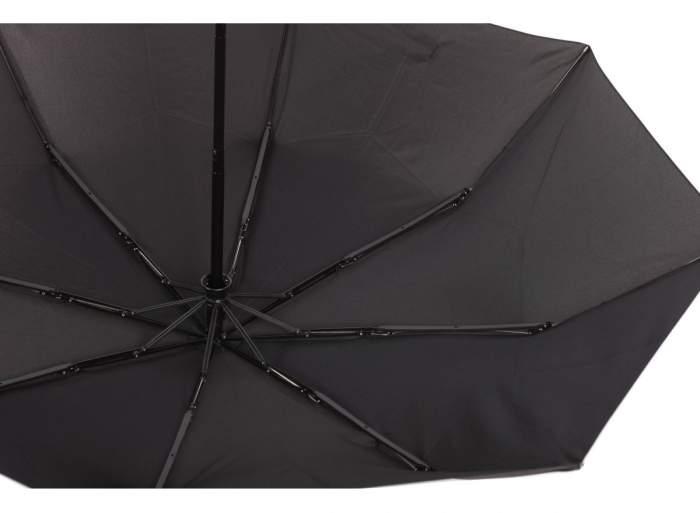 Зонт складной мужской автоматический ZEST 13820 черный