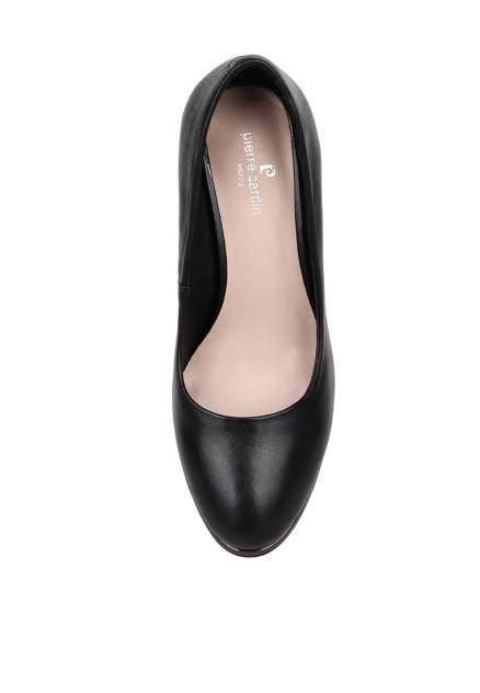 Туфли женские Pierre Cardin 710018536 черные 40 RU