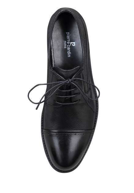 Туфли мужские Pierre Cardin 25807070 черные 43 RU